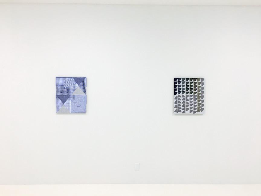 Installation view 3 | Oscillate | Samantha Bittman | C O U N T Y | Palm Beach, FL