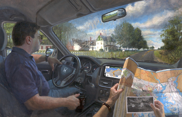 , 'Brief Window ,' , Dowling Walsh