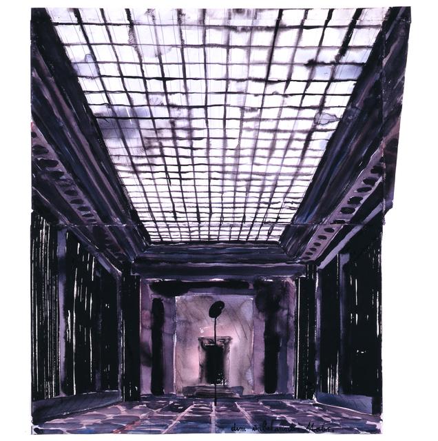 , 'Innenraum,' 1982, Centre Pompidou