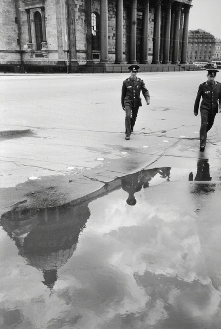 , 'Soldier In Front Of Saint Isaacs Cathedral, Leningrad, Russia, 1973,' 1973, Huxley-Parlour