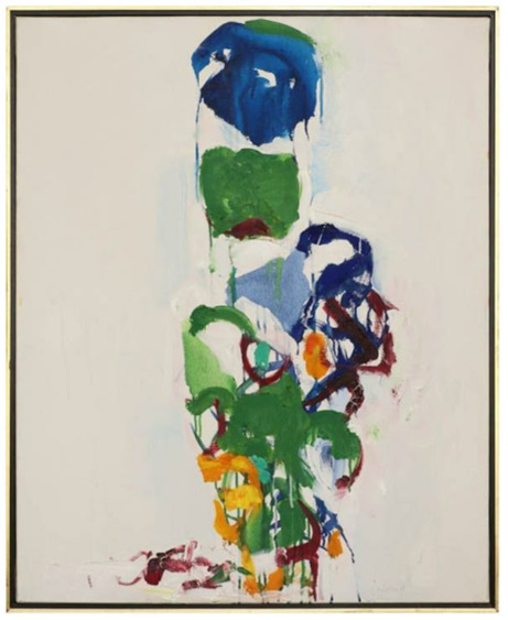 Joan Mitchell, 'Untitled', ca. 1967, Helwaser Gallery