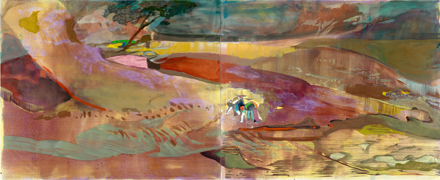 , 'LD XXXVII,' 2014, Setareh Gallery