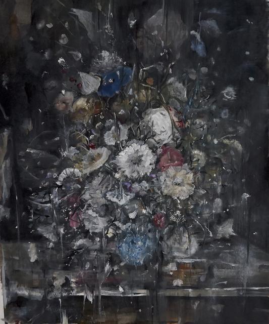 , 'Bloom Dust,' 2016, Christine Park Gallery