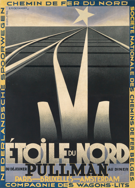 , 'Etoile Du Nord - Train Tracks,' 1927, Omnibus Gallery