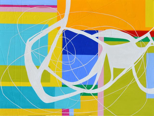 , 'Roller Skating,' 2016, Spotte Art