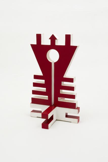 Rubem Valentim, 'Escultura II', 1978, Sculpture, Acrylic on wood, Mendes Wood DM
