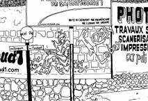 ", 'GRRRR: ""Jerry food"", Port-au-Prince, HT, 2013,' 2013, Espacio Líquido"