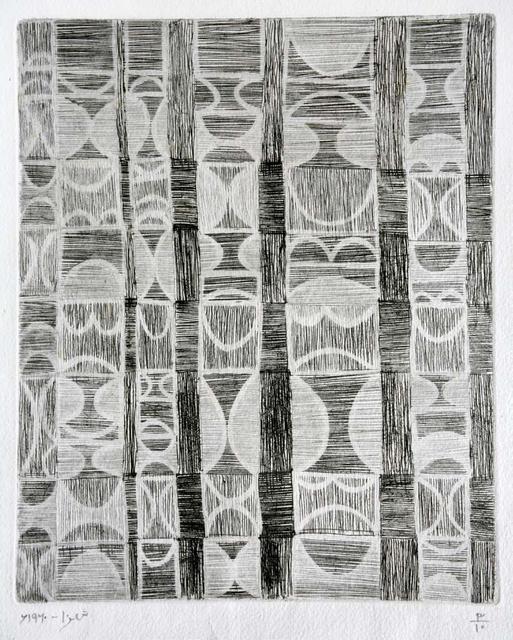 Anwar Jalal Shemza, 'Interior', 1960, Jhaveri Contemporary
