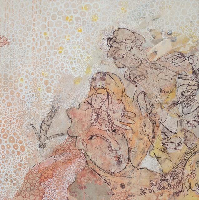 , 'Tefnou,' 2018, Galerie Kalyste