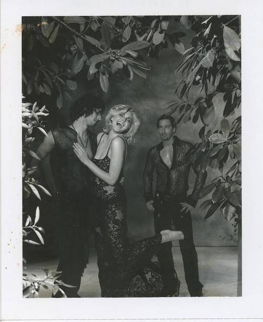 , 'Sophie Dahl, Sebastian Andrieu e Warren, Milano,' 2002, 29 ARTS IN PROGRESS gallery