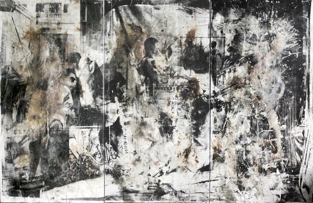 Michele Liuzzi, 'A tratti, la stanza profuma di moquette bouclè e di gomma da masticare.', 2015, Name1