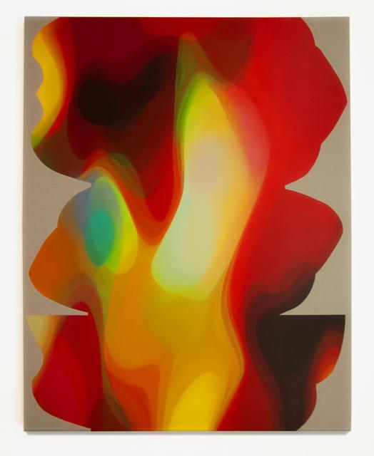 , 'Spectrumfigure IV,' 2017, 10 Chancery Lane Gallery