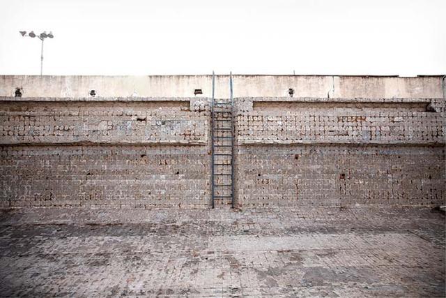 , 'Swimming pool II, Tracks series, Bamako,' 2009, Galerie Cécile Fakhoury - Abidjan