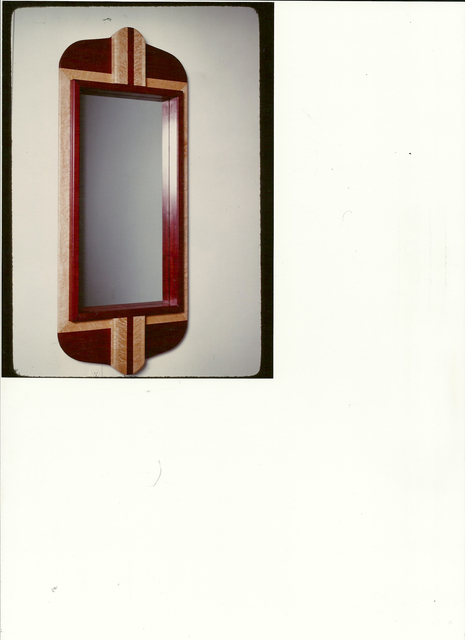 , 'Art Deco Mirror (neon),' , Zenith Gallery