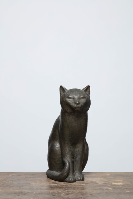 , 'Cat,' 1948, Ke-Yuan Gallery