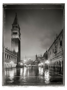 , 'Piazzetta San Marco I,' 2010, Hamiltons Gallery