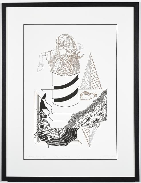 , 'Bubonic Monolith,' 2016, Temnikova & Kasela