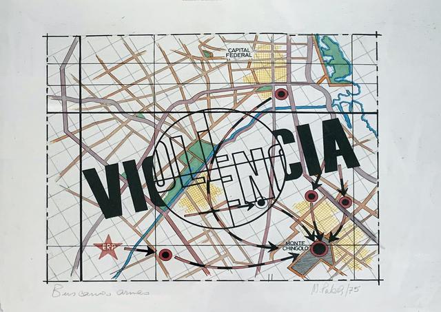 , 'Buscamos armas,' 1975, Herlitzka + Faria