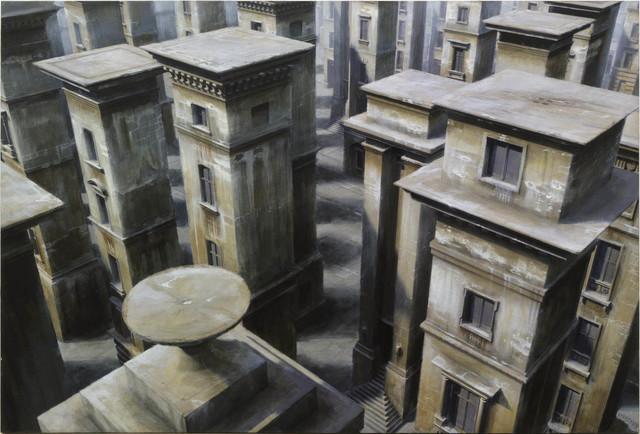 , 'Die Sixtinsche Madonna  ,' 2008, GBS Fine Art