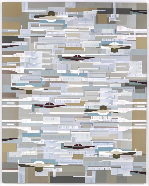 James Kennedy, ' Notation VI ', 2019, Callan Contemporary