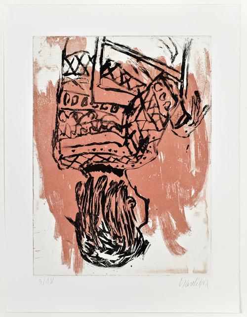 , 'Norweger rückwärts / Nowegian backwards I,' 2013, Mul.ti.plo Espaço Arte