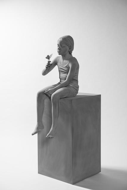 , 'Tatiana (Butterfly),' 2017, Galerie Krinzinger