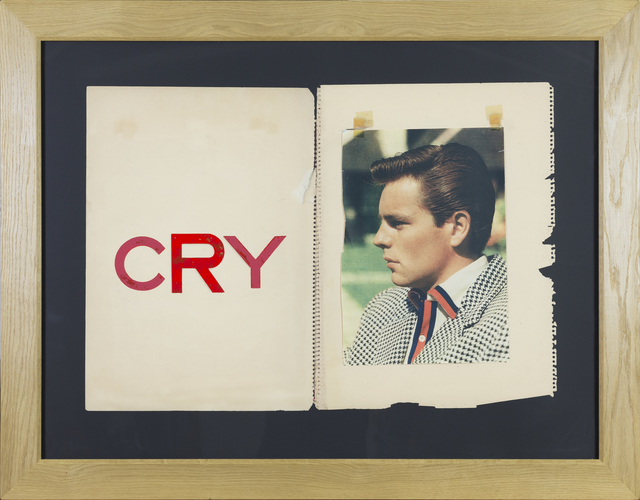 , ''Cry' from the series Twilight,' 2011, RUDOLF BUDJA GALLERY