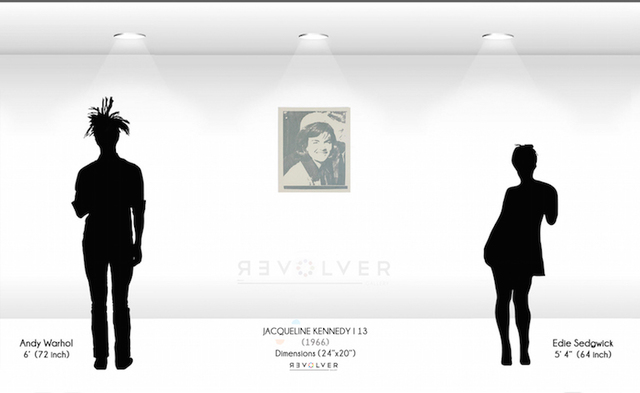 Andy Warhol, 'Jacqueline Kennedy I (Jackie I) (FS II.13)', 1966, Print, Screenprint on paper, Revolver Gallery