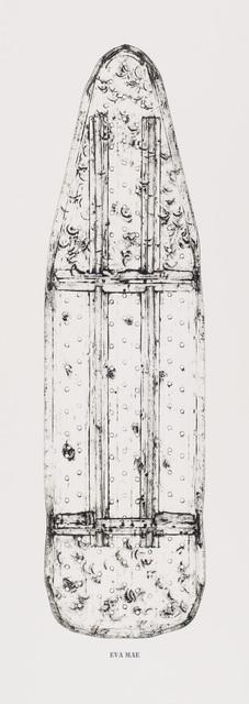, 'Eva Mae,' 2012, Highpoint Editions