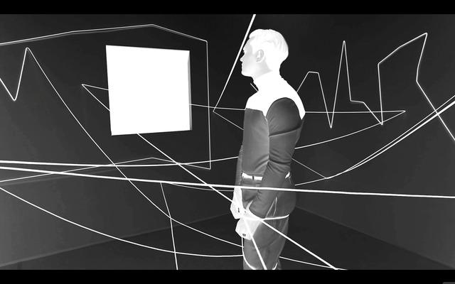 , 'Untitled (Black), A video by Rami Maymon and Eyal Weiser,' 2014, Mirav Katri