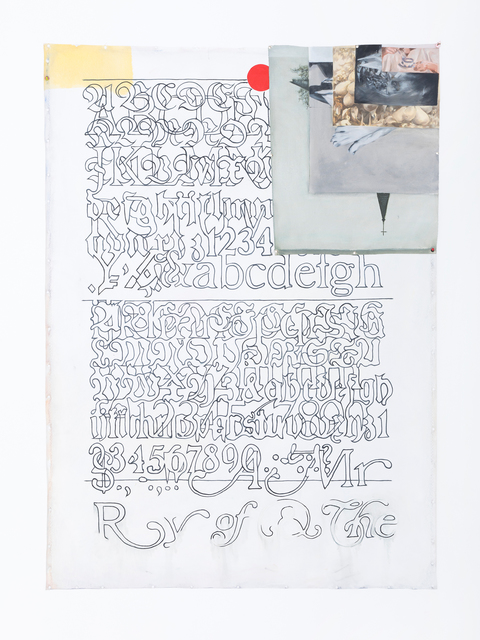 , 'A Mystery of and The,' 2018, Fisher Parrish Gallery