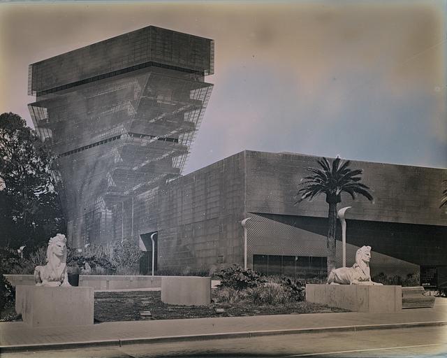 , 'Sphinxes (by Arthur Putnam, 1912),' 2014, Musée de l'Elysée