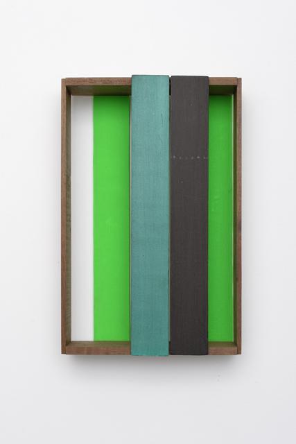 , 'Caixa #257,' 2014, Galerie Emmanuel Hervé