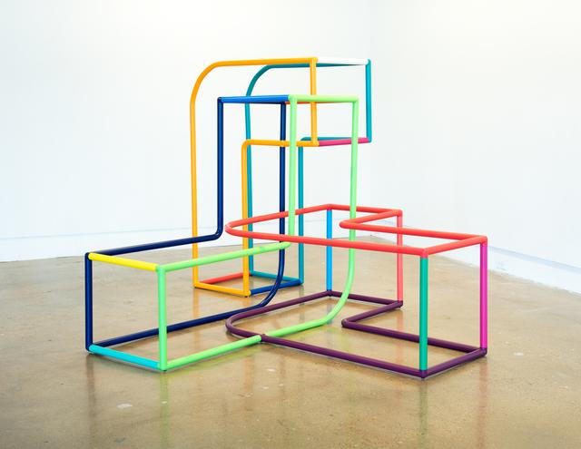 , 'Construcción Lineal 19,' 2017, Fort Worth Contemporary Arts