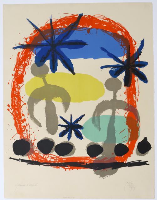 Joan Miró, 'Affiche De l'Exposition Constellations', 1959, Puccio Fine Art