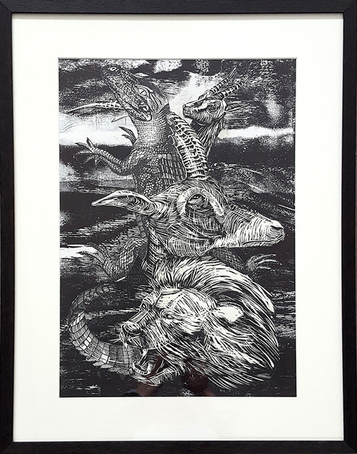 , 'Nature Morte I,' 2009-2017, Nathalia Tsala Gallery