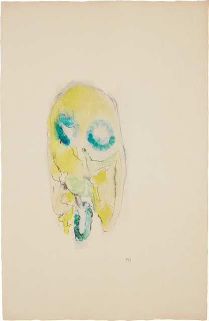 Henri Michaux, 'Sans titre', ca.1955, Phillips