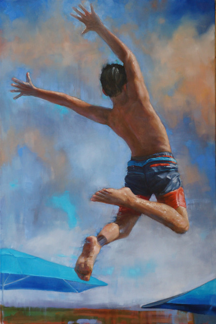 Carol O'Malia, 'Fly Like a G6', 2017, Julie Nester Gallery