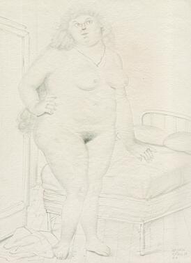 , 'Amanda,' 1973, Galerie Boisseree