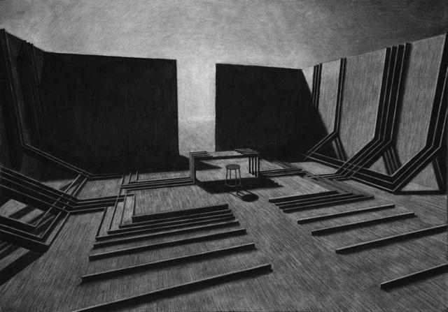 Levi van Veluw, 'Container l', 2016, rosenfeld