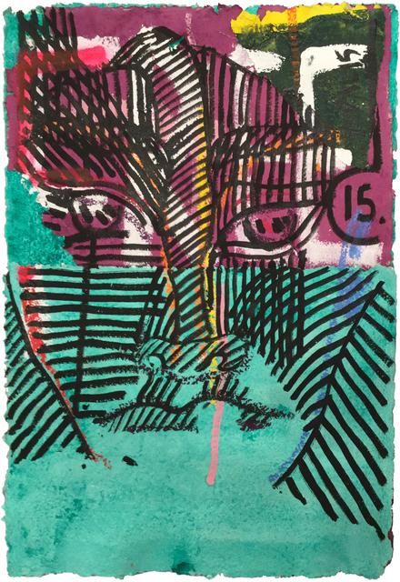 , 'Free No.15,' 2015, Tiwani Contemporary