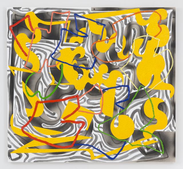 , 'Form Shapes,' 2017, Ribordy Contemporary