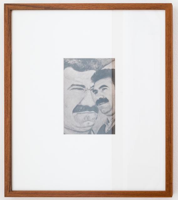, 'Zeitungsfoto 285,' 1991, Mai 36 Galerie