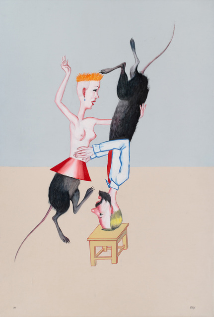 , 'Dance,' 2009, XL Gallery