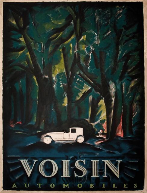 , 'Voisin Automobiles,' 1923, Omnibus Gallery