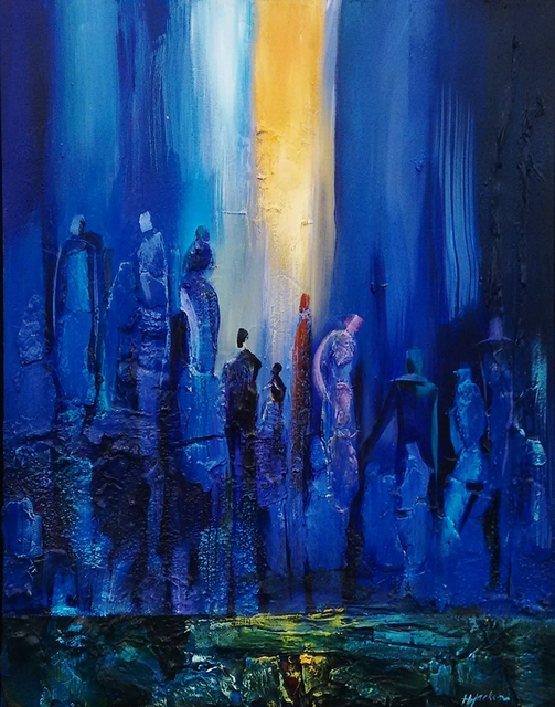 , 'The Procession ,' , Zenith Gallery