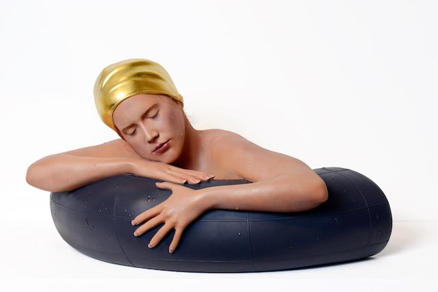 , 'Miniature Serena (Gold Cap),' 2017, Madison Gallery