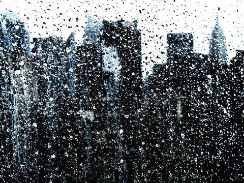 , 'New York Raining #8,' , Artêria