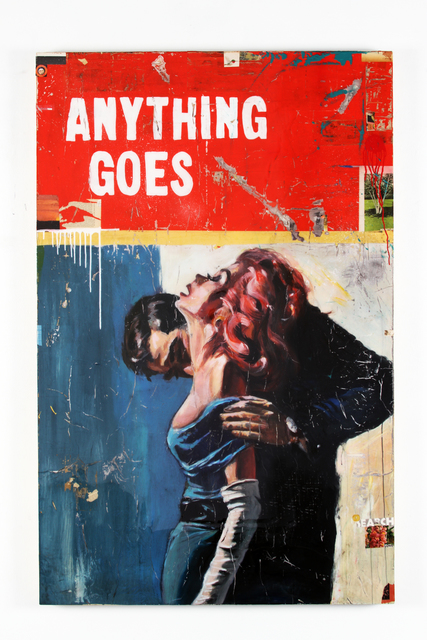 , 'Anything Goes,' 2018, William Turner Gallery