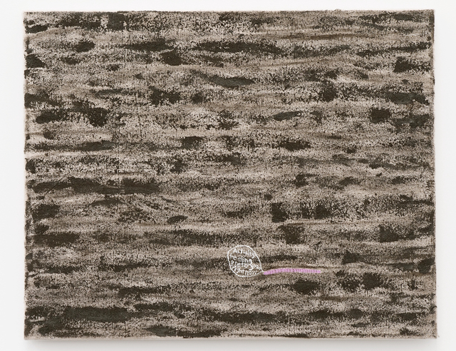 , 'Worm Painting No. 1,' 2018, Altman Siegel
